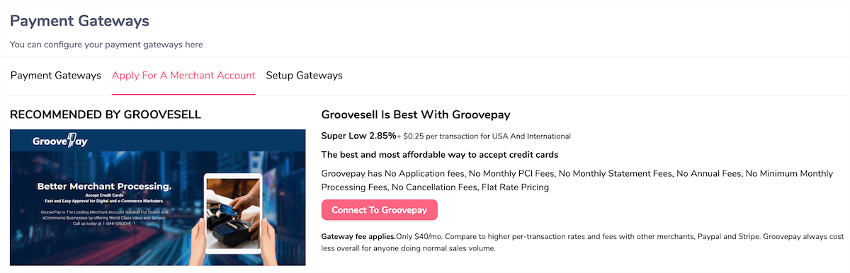 groove pay
