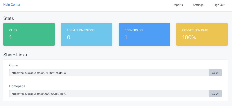 kajabi affiliate dashboard