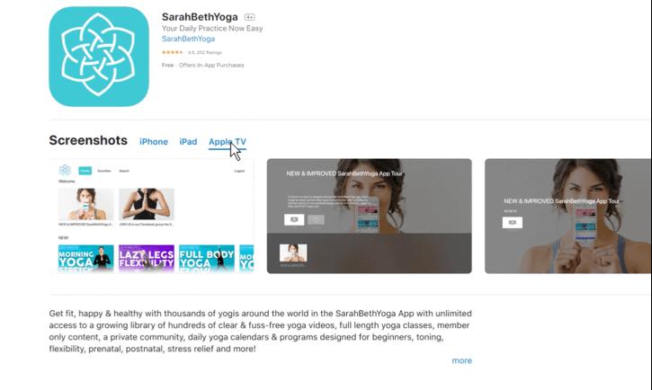Uscreen App Store