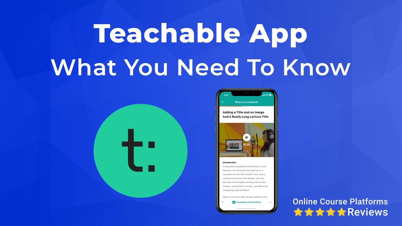 teachable app